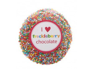 Milk Chocolate Freckles - 2 pack