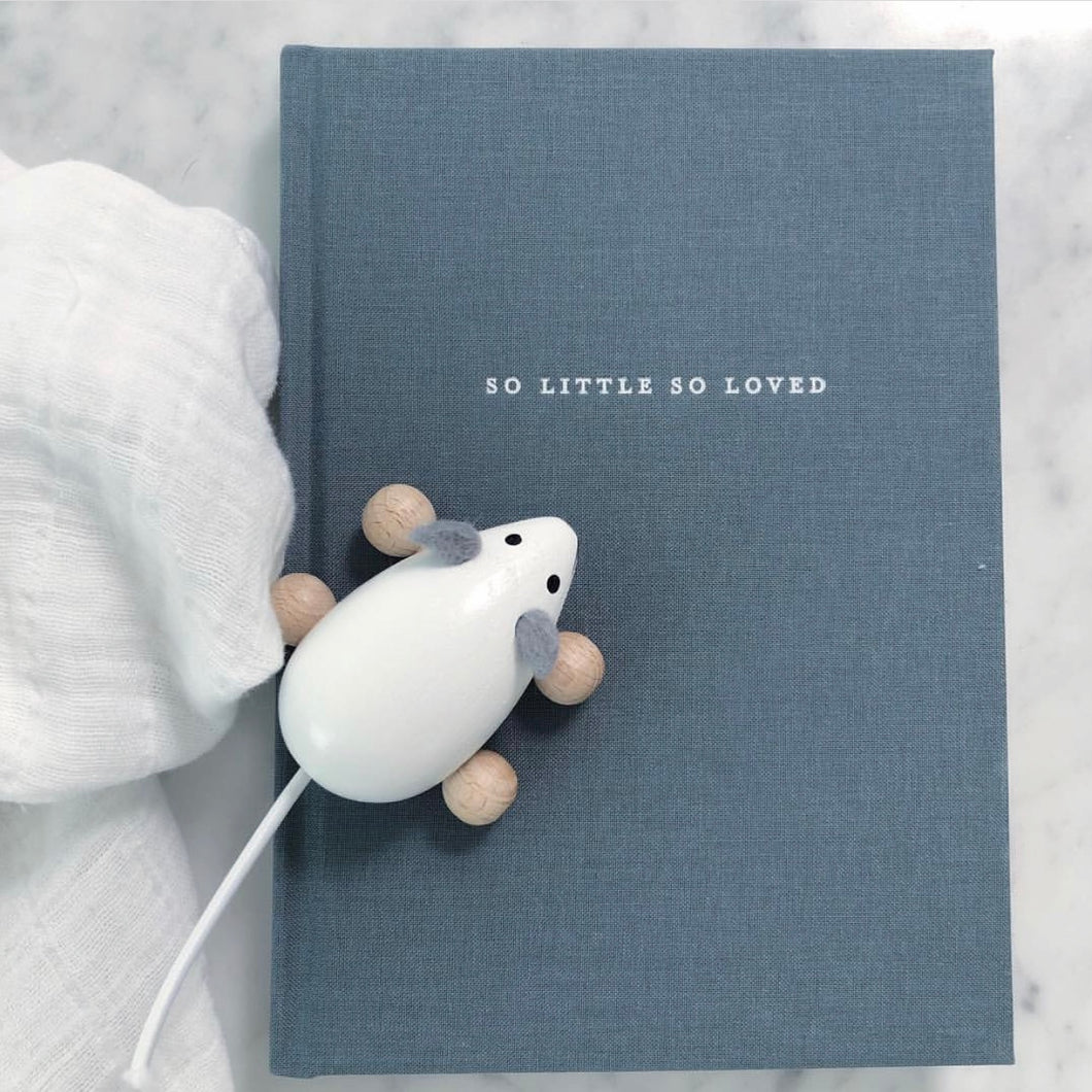 So Little So Loved Journal