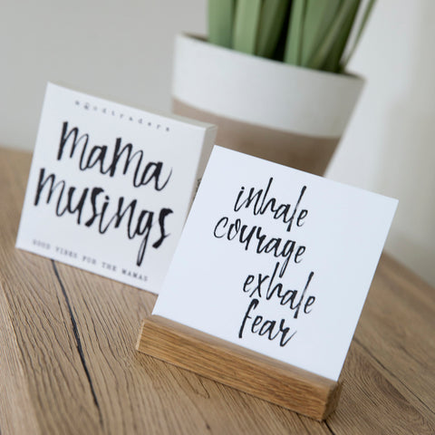 Mama Musing Affirmation Cards