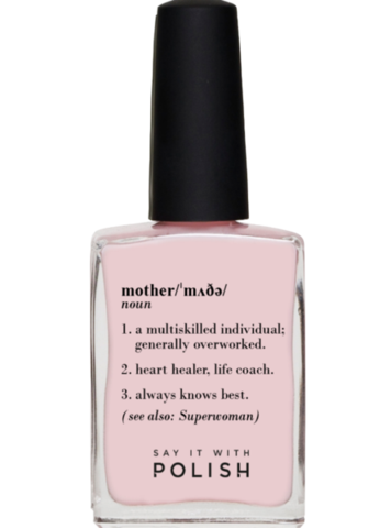 Mum Definition Nail Polish