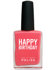 Happy Birthday Nail Polish