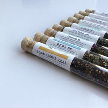 Test Tube Tea Sampler