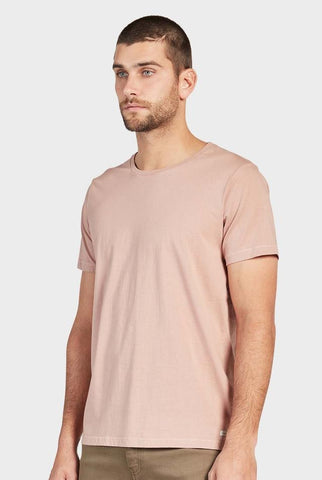 The Academy Brand Blizzard Wash Tee - Pink