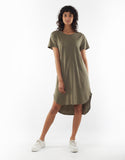 Foxwood Bayley Dress - Khaki
