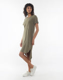 Khaki Foxwood Bayley Dress
