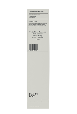Ashley & Co Top Up Home Perfume - Modern Reed Diffuser Refill