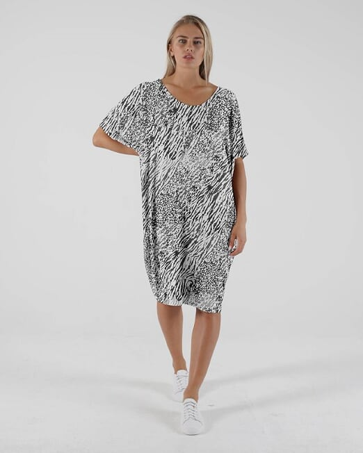 Betty Basics Maui Dress - Instinct