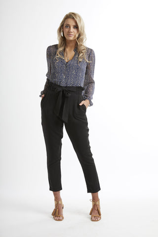 Billie the Label Day and Night Pant - Black