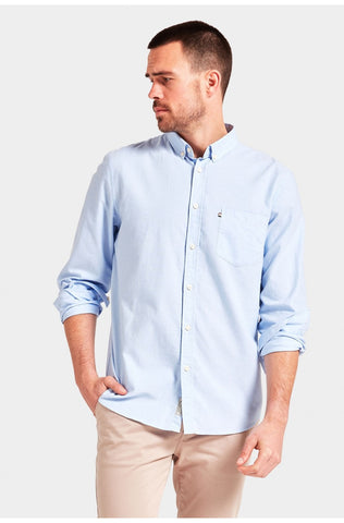 The Academy Brand Dillon Shirt - Blue