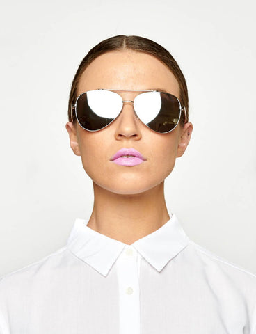 Reality Eyewear Mr Chips - Rose Gold