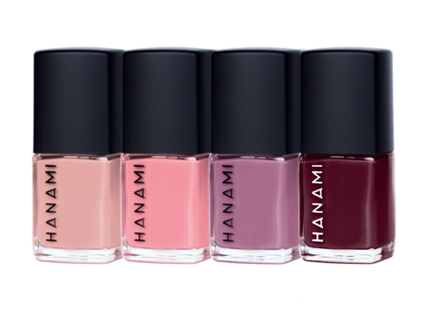 Hanami Nail Polish Mini Pack - Tootsie