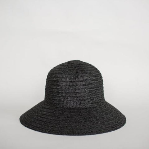 Sophie So Shady Hat - Black
