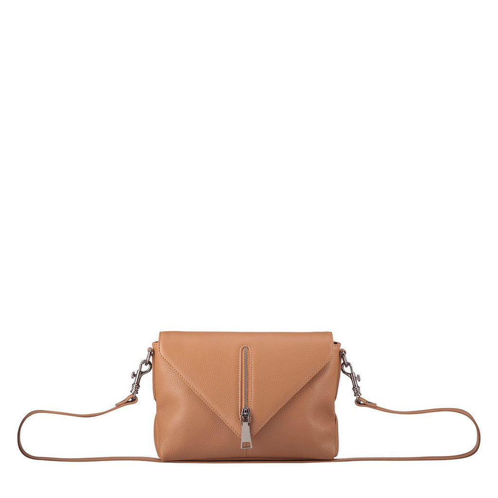 Status Anxiety Exile Bag - Tan | Status Anxiety Bags NZ