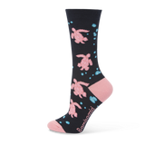 Bamboozld Womens Sock - Sea Turtle