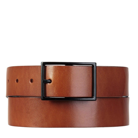 Status Anxiety Natural Corruption Belt -Tan | Status Anxiety Mens Belts NZ