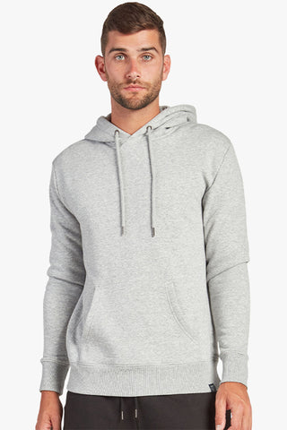The Academy Brand Academy Hoodie - Oxford Heather