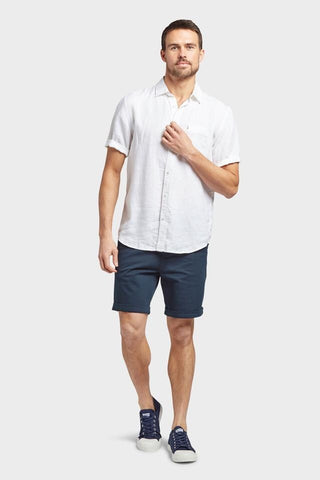 The Academy Brand Cooper Chino Short - Navy