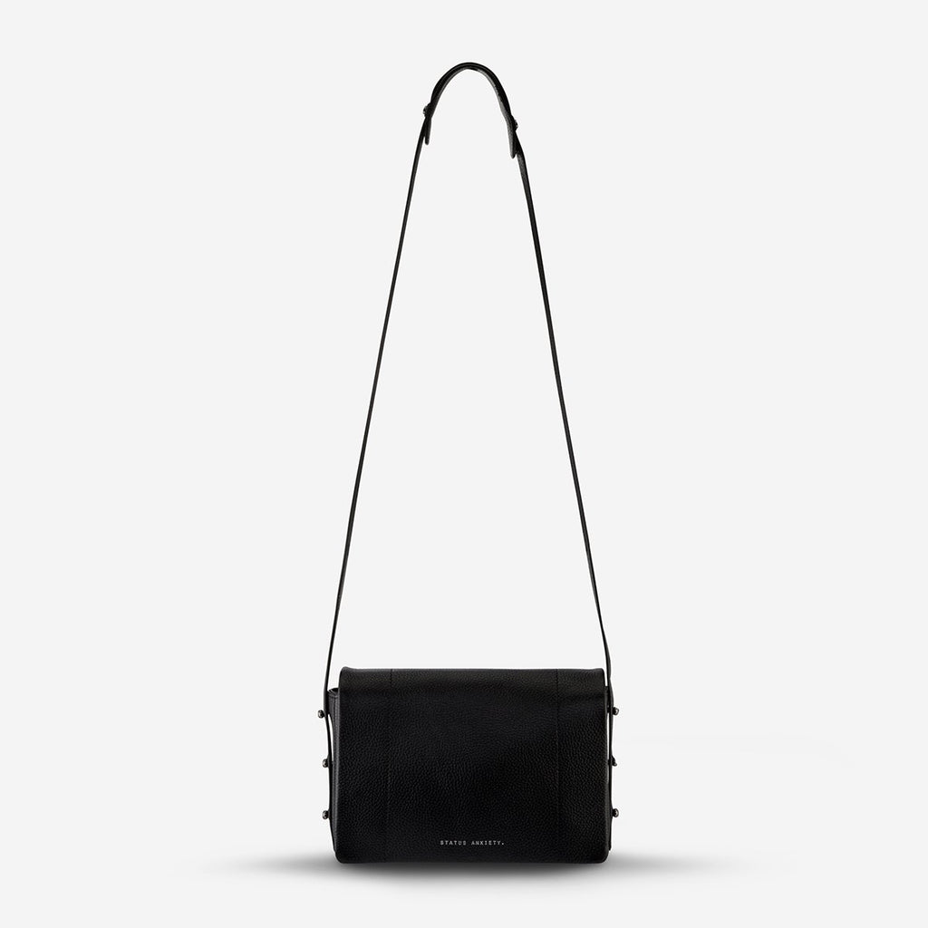 Status Anxiety Succumb Bag - Black