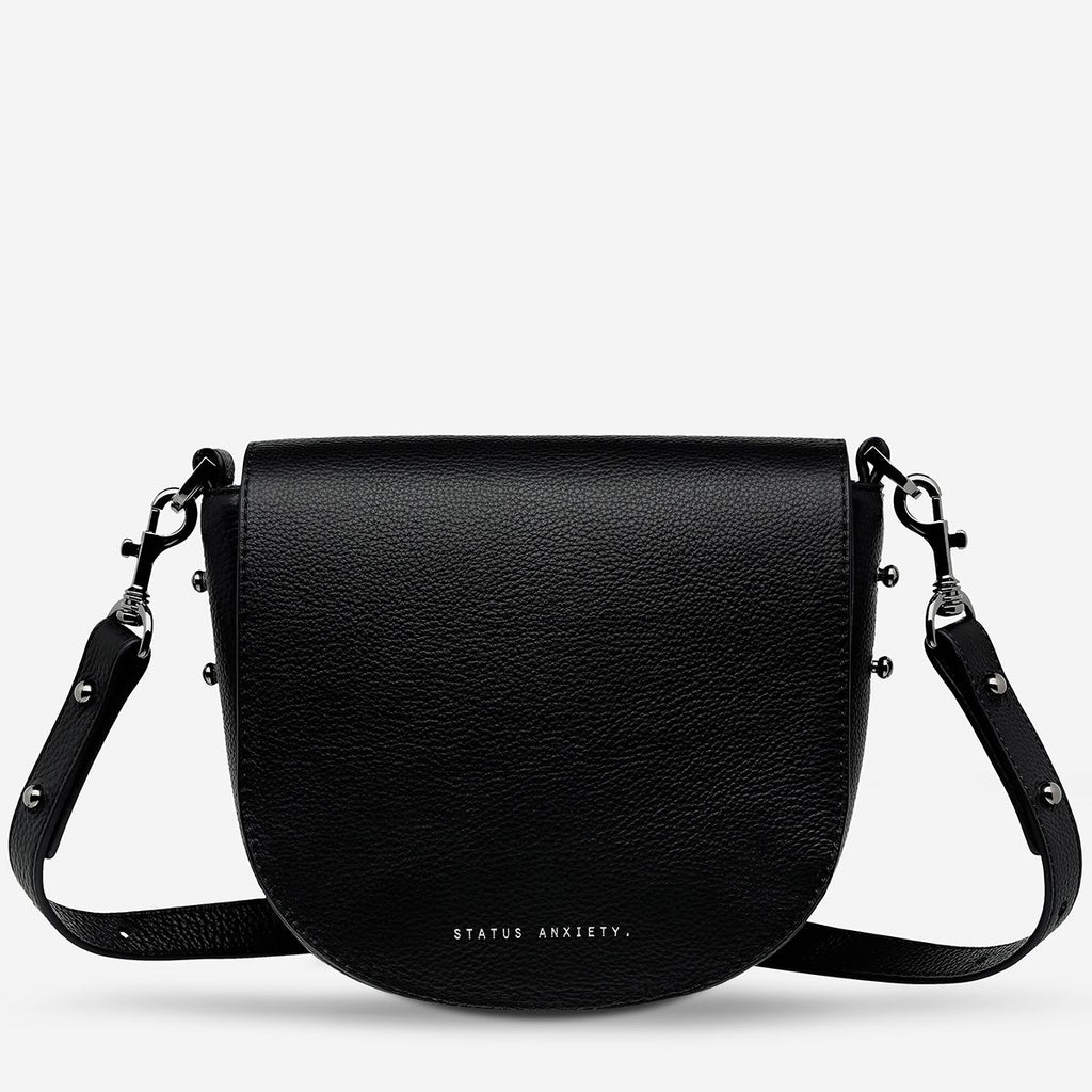 Status Anxiety Art of Pretending Bag - Black