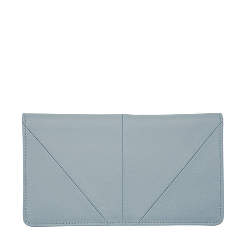 Status Anxiety Triple Threat Wallet - Arctic Grey