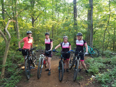 TN Women's Cycling Project Ladies Only MTB Ride