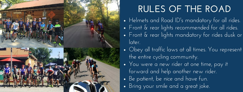Rules of the Road with Trace Bikes