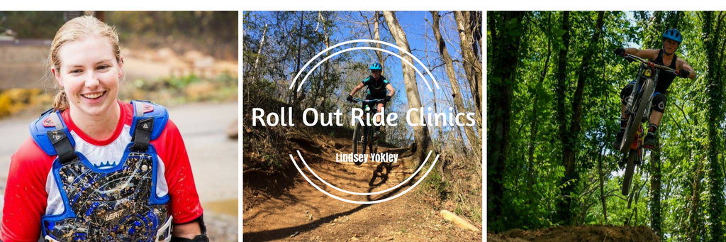 Roll Out Ride Clinics with Lindsey Yokley