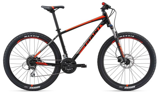 2018 Giant Talon 3