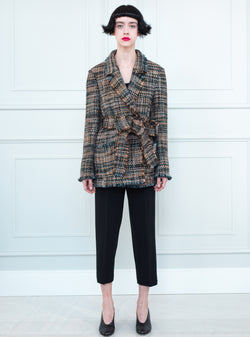 Vineyard Tweed Blazer