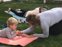 Children's Yoga with Young Heart Yogis  Saturday, August 22, 2020. 10 - 10:45 am.