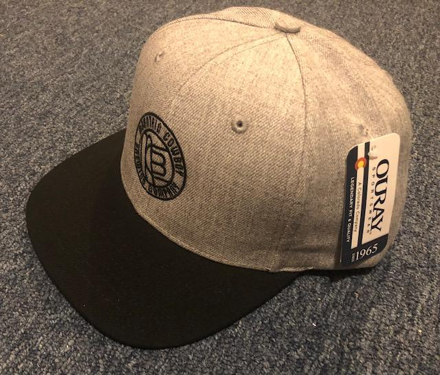 Heavy D Cap with Circle Logo