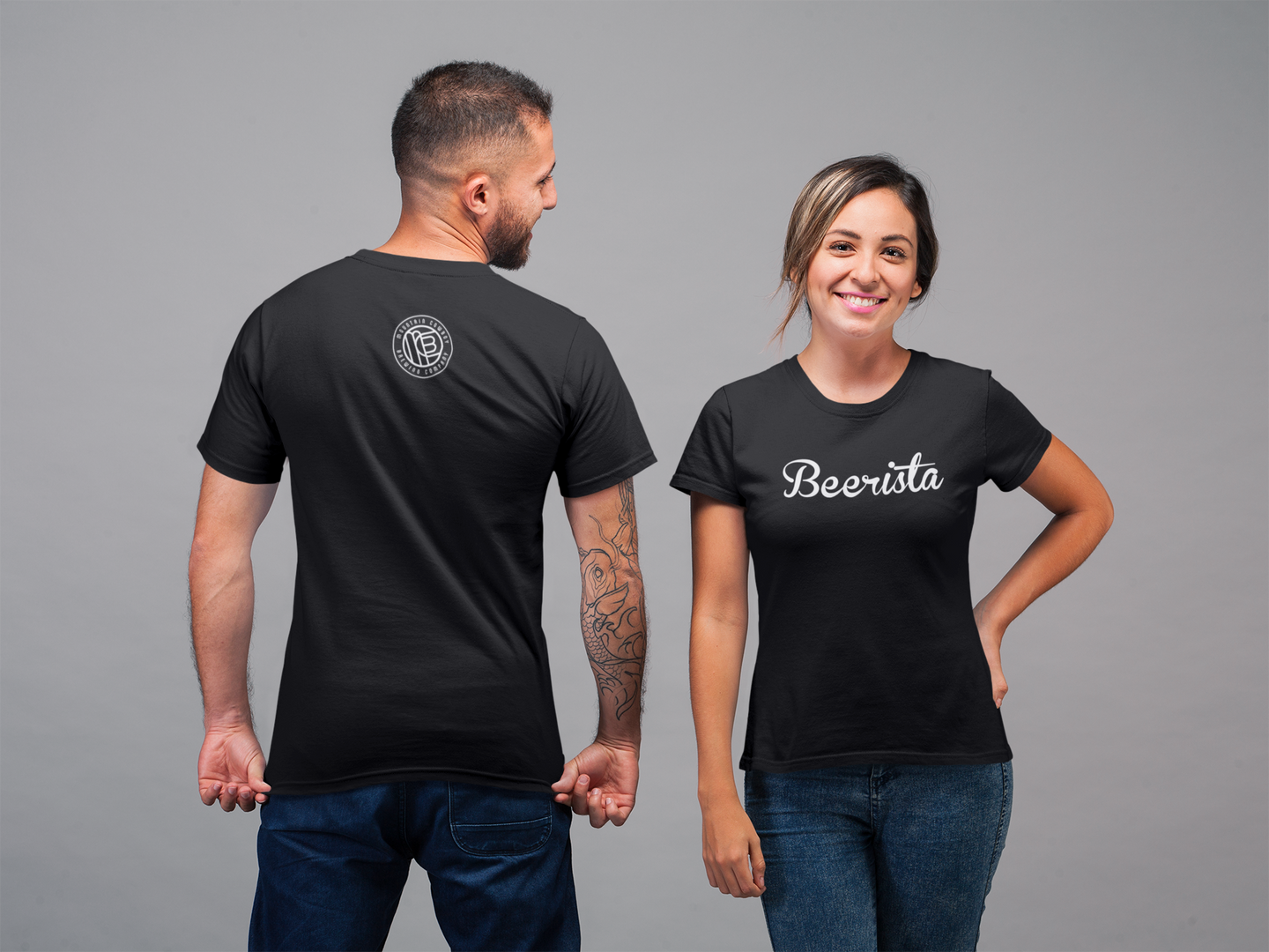 Women's Short-Sleeve Beerista T-Shirt