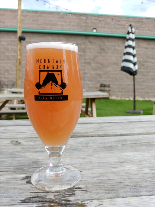 Get Along Lil Hefe BlackBerry Hefeweizen