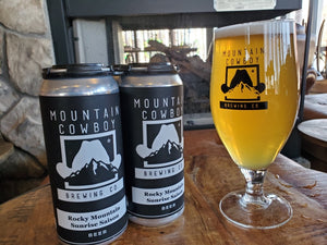 Rocky Mountain Sunrise Saison