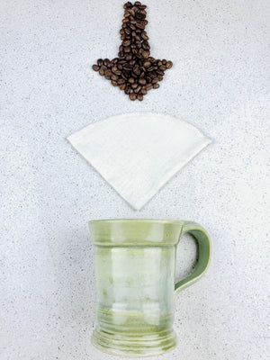 V Cone Cloth Coffee Filter