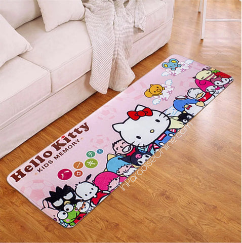 Cute Kitty Anti Slip Doormat