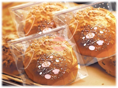 Bakery Self-Adhesive Packaging