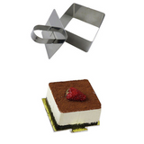 Mousse and Pastry Mold Ring