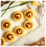 Flower Shaped Pineapple Tart Cookie Cutter 202