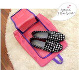 Travel Portable Tote Shoe Pouch