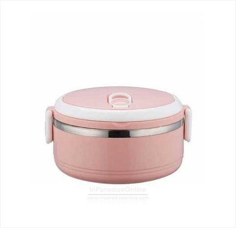 1 Layers Stainless Steel Thermos Lunch Box