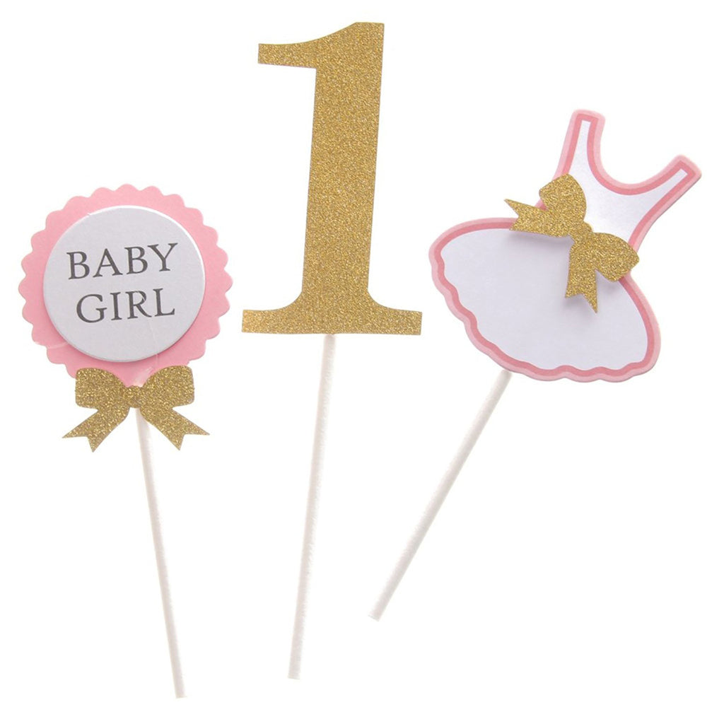 Cute 1st Birthday Cake Toppers Inparadiseonline