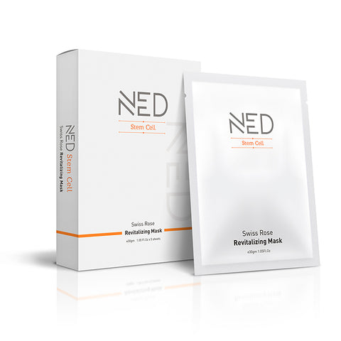 NED Swiss Rose Revitalizing Mask
