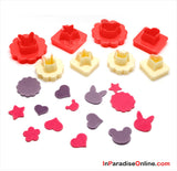 Pastry Cutter Star Set