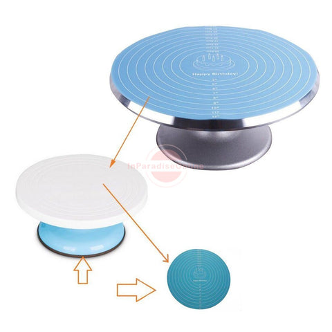 12 Inch Round Silicone Pastry Mat
