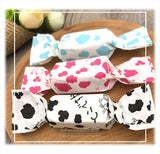 Black Moo Moo Nougats Wax Paper Wrapper