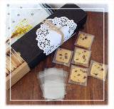 Cookies Packaging Plastic Bags