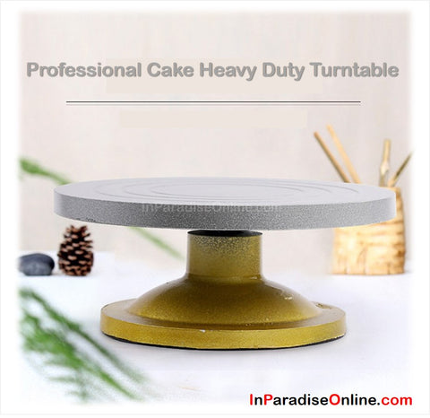 30cm Professional Cake Heavy Duty Turntable