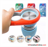 Multipurpose 4 in 1 Bottle And Jar Opener