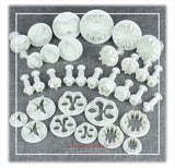 33 Piece Set Fondant Cake Decoration Tool Set